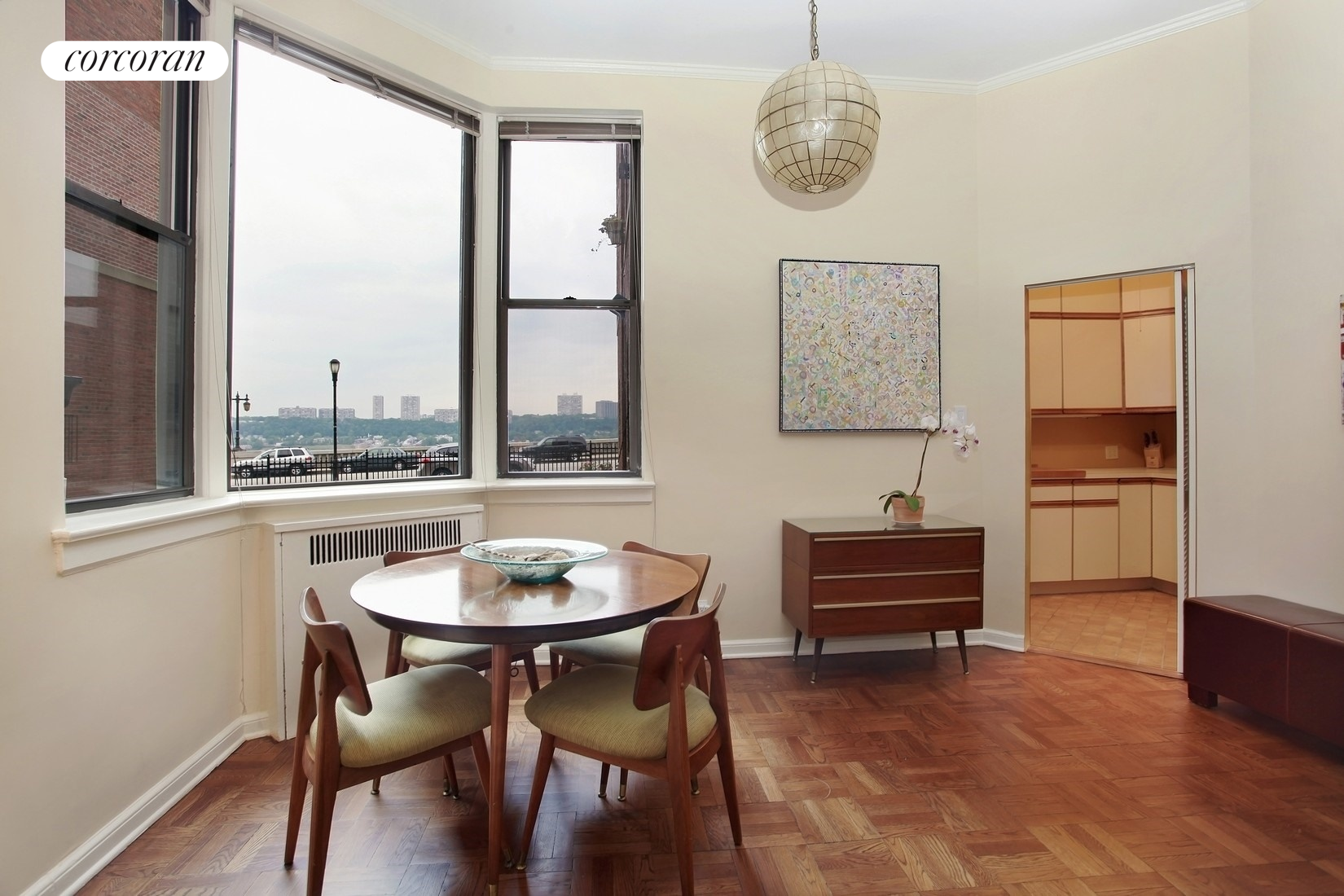 158-18 RIVERSIDE DRIVE WEST, 2K, Living Room