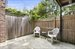 256 Monroe Street, 1, Private Patio