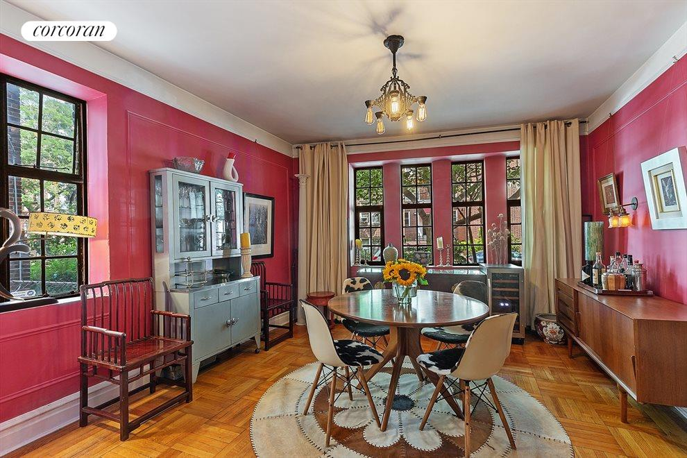 Dining Room or Second Bedroom