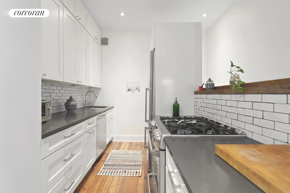Pristine Open Kitchen