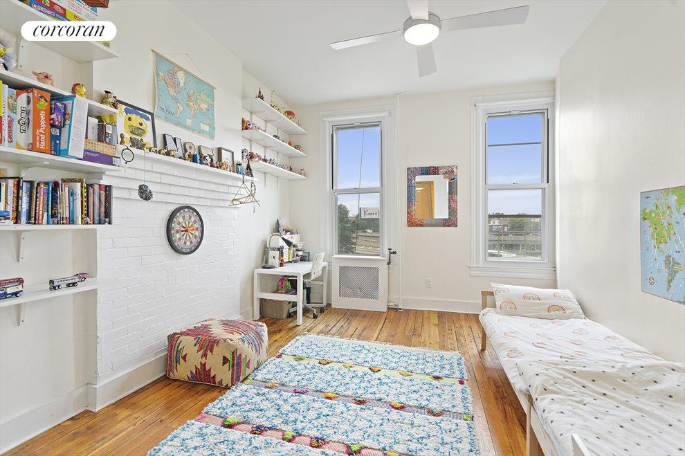 Large and Sunny Second Bedroom