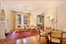 340 West 86th Street, 3A, Living Room / Dining Area
