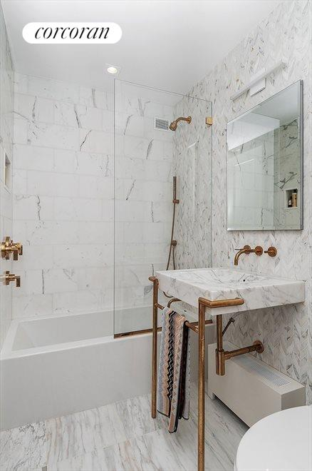 Master Bathroom- Fully renovated