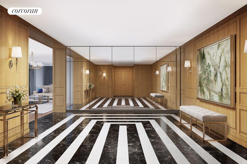 Virtual Rendering // Foyer