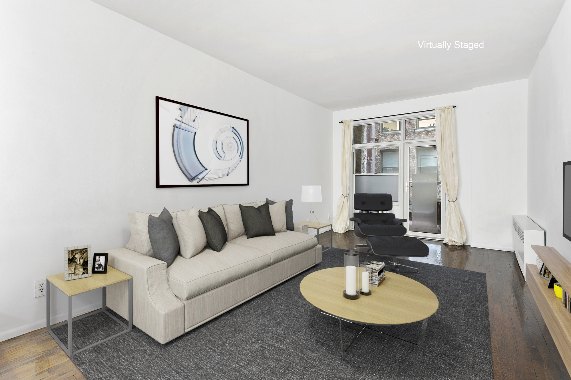 159 Madison Avenue, 5B, Living Room