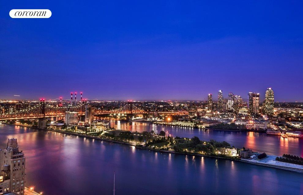 Panoramic River View