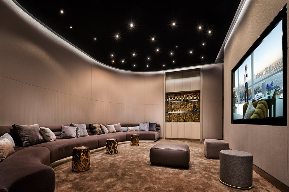 New York City Real Estate | View 35 HUDSON YARDS, #8603 | Screening Room