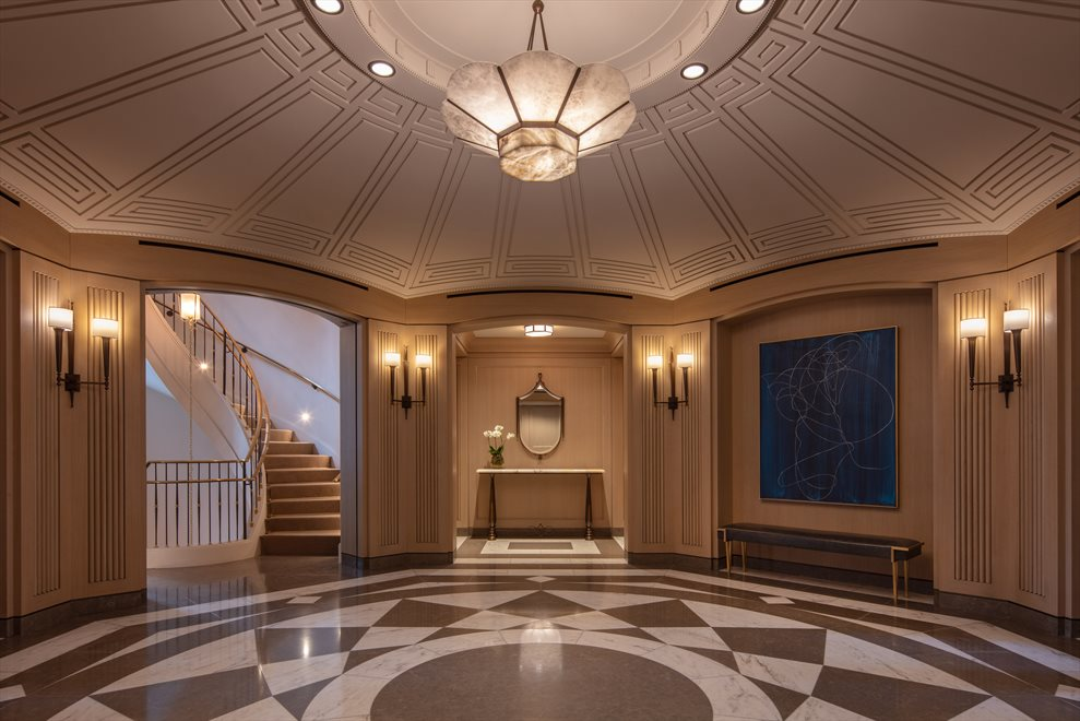 New York City Real Estate | View 20 East End Avenue, #TH2 | Lobby