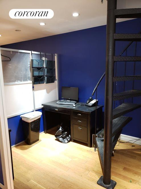 Upstairs Office Space