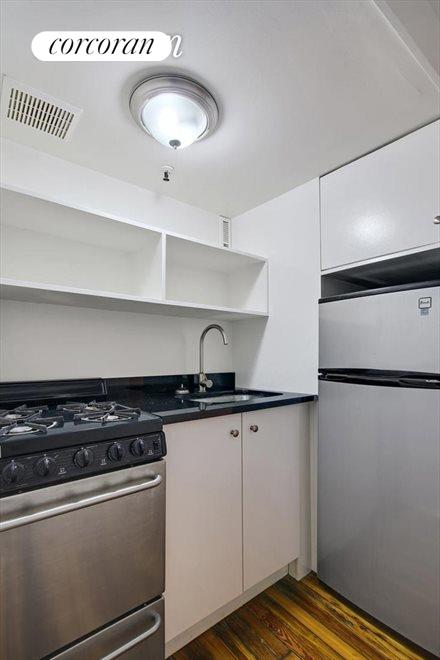 New York City Real Estate | View 5-7 Minetta Street, #3F | Kitchen