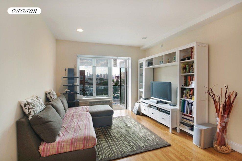 New York City Real Estate | View 3094 Crescent Street, #2E | 1 Bed, 1 Bath
