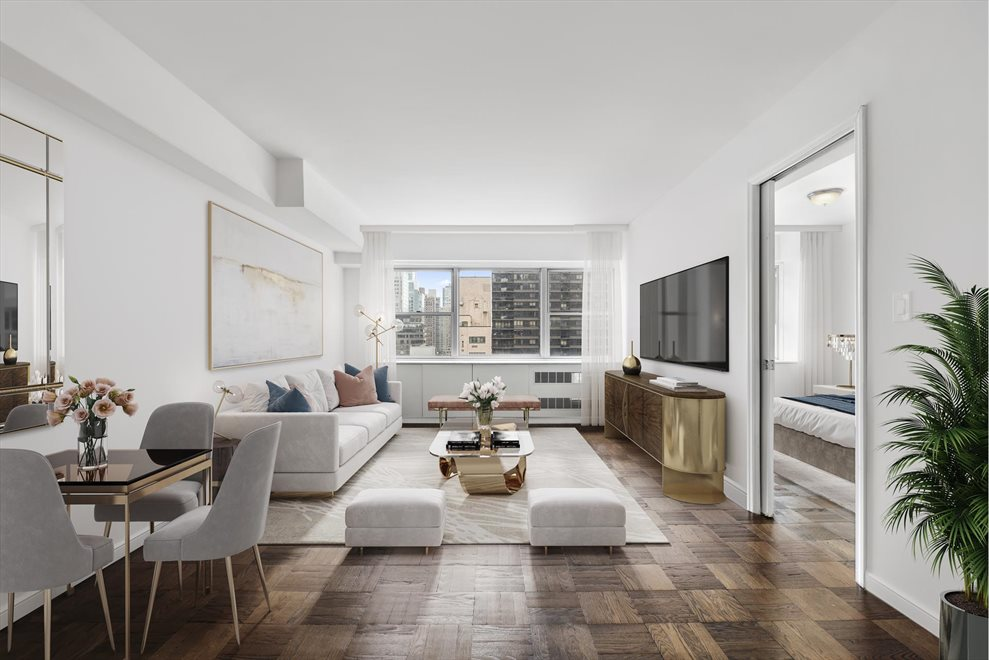 New York City Real Estate | View East 46th Street | 1 Bed, 1 Bath