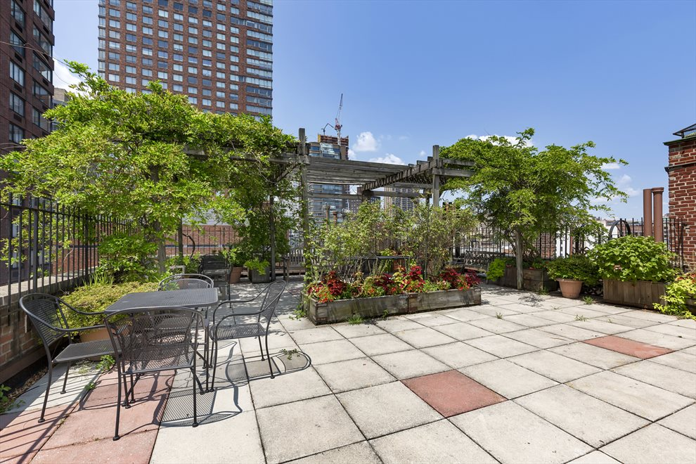 60-68 Apartments Co Apartment Building | View 60 West 68th Street | Roof Deck