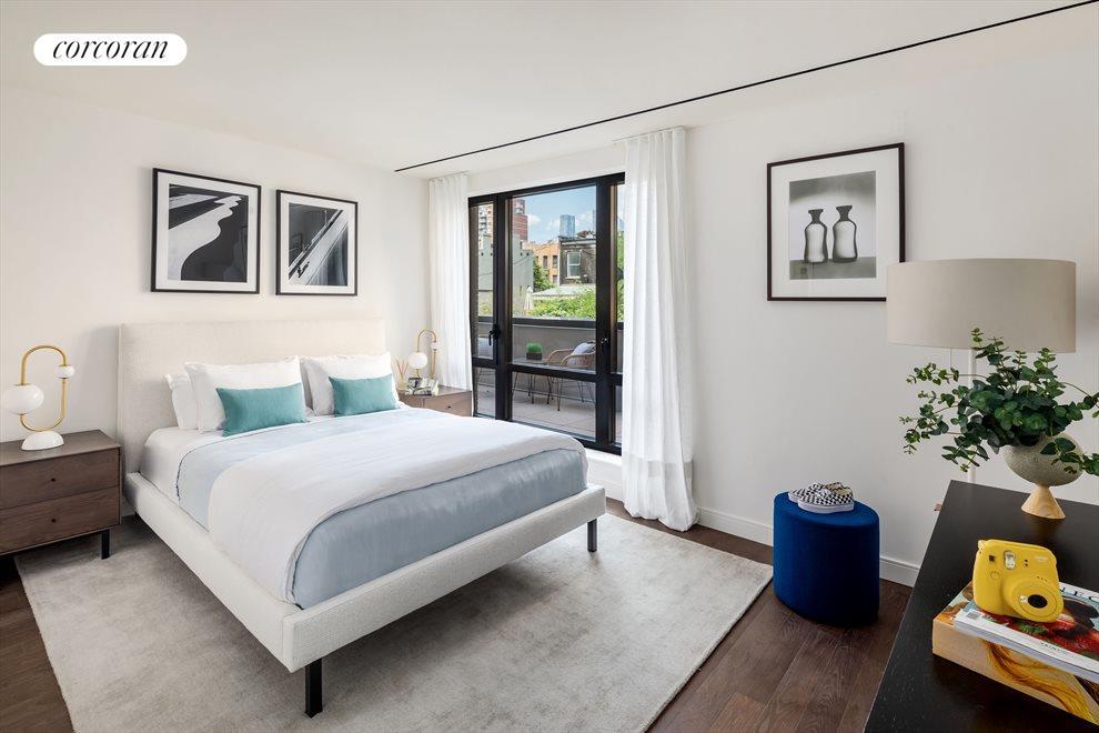 Guest Bedroom with En Suite Bath