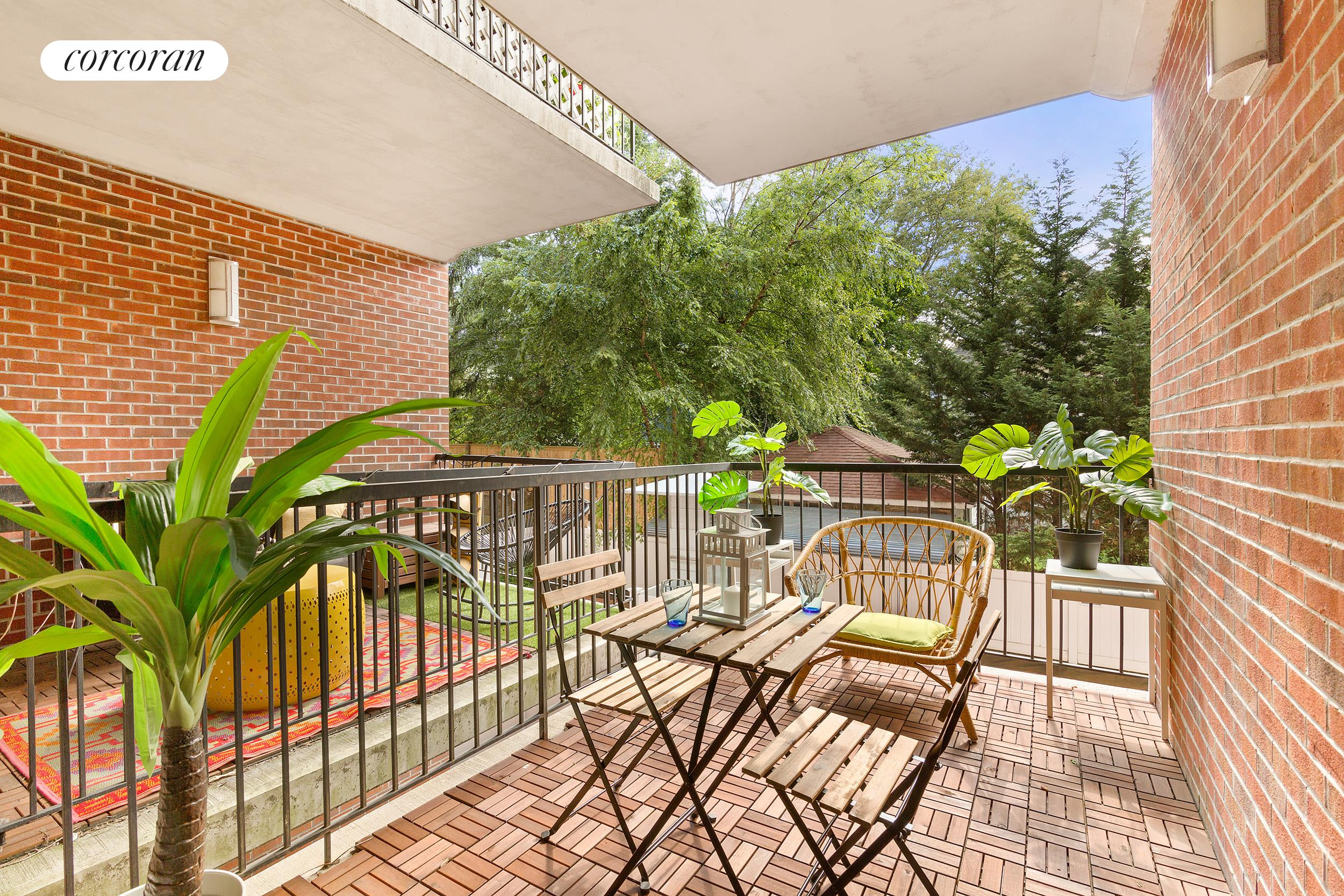 1138 Ocean Avenue, 2H, Large dining alcove
