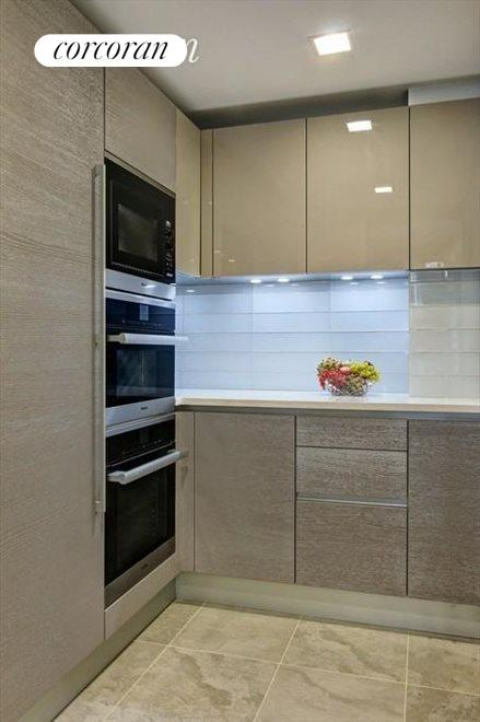 SEPARATE PANTRY FOR STORAGE AND PREP