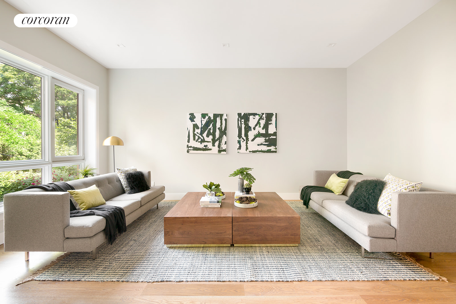 476 Washington Avenue, D, Living Room