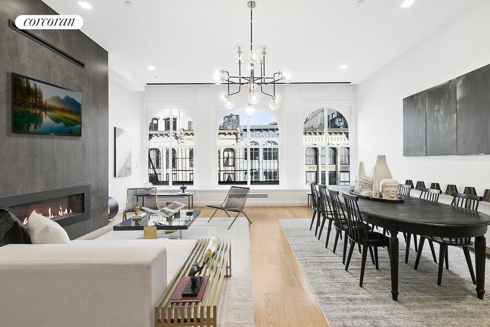 New York City Real Estate | View 391 Broadway, #Penthouse | 3 Beds, 3 Baths