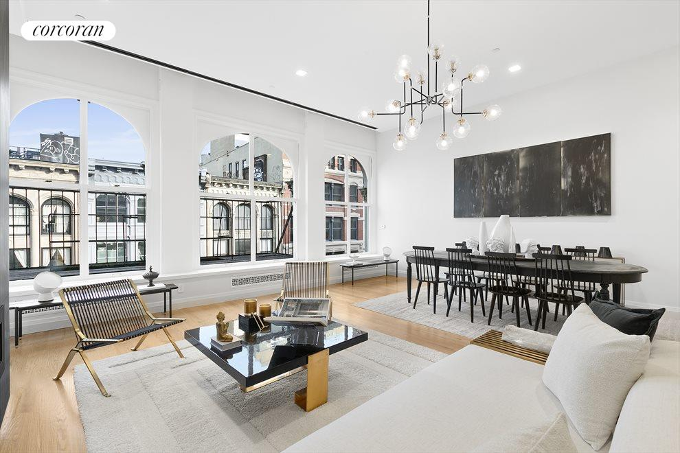 New York City Real Estate | View 391 Broadway, #Penthouse | room 1
