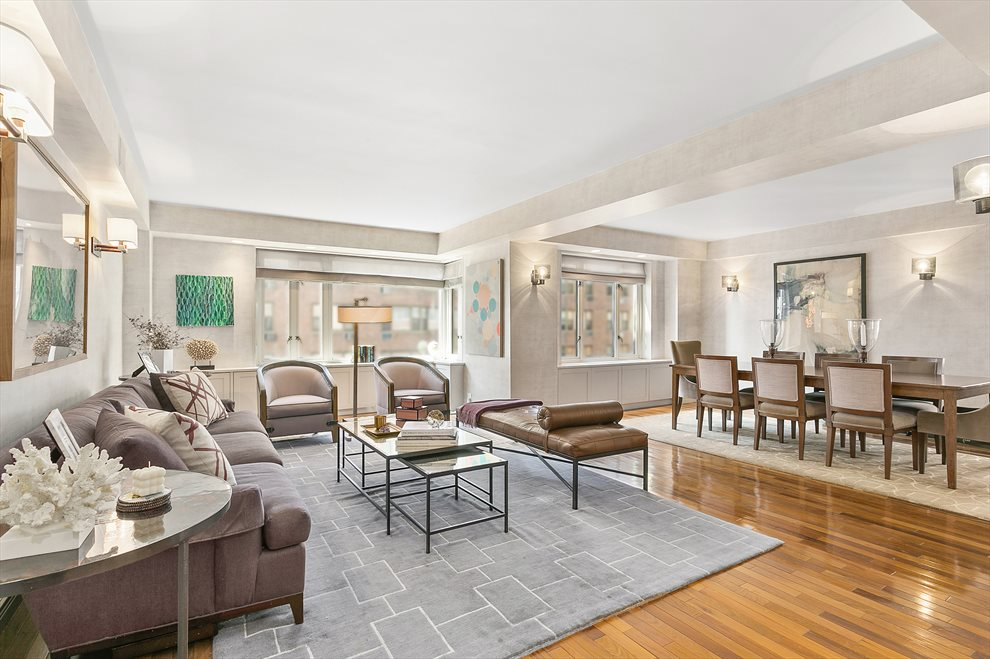 Living / Dining Rooms