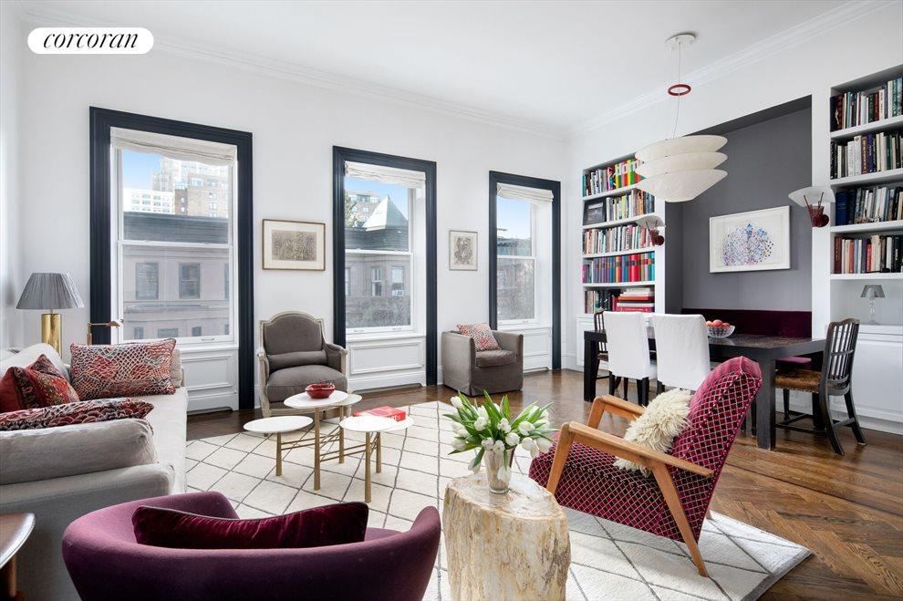 New York City Real Estate | View 21 West 75th Street, #PH | 3 Beds, 2 Baths