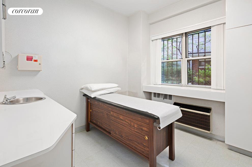 New York City Real Estate | View 345 West 58th Street | Exam Room