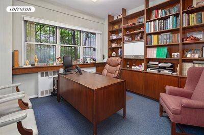 New York City Real Estate | View 345 West 58th Street | Consultation Space