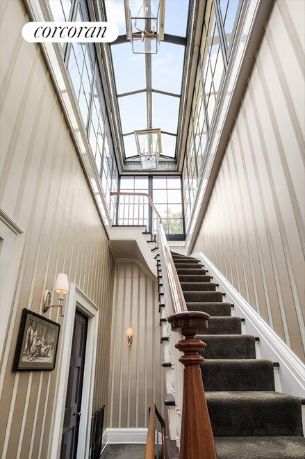New York City Real Estate | View 157 West 12th Street | Staircase
