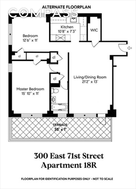 New York City Real Estate | View East 71st Street | Floorplan 2