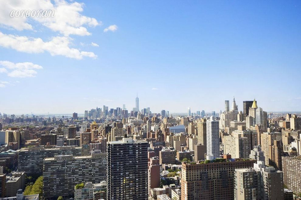 New York City Real Estate | View 330 East 38th Street, #43D | Spectacular Panoramic South View All Rooms