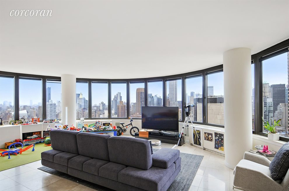 New York City Real Estate | View 330 East 38th Street, #43D | 2 Beds, 2 Baths