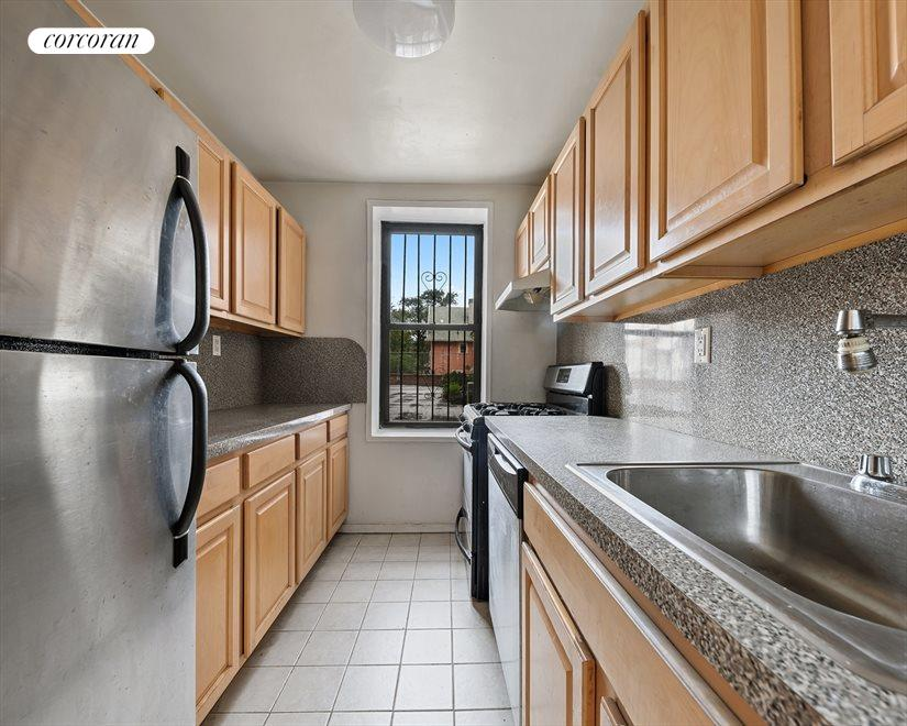 New York City Real Estate | View 415 Beverley Road, #1L | Kitchen
