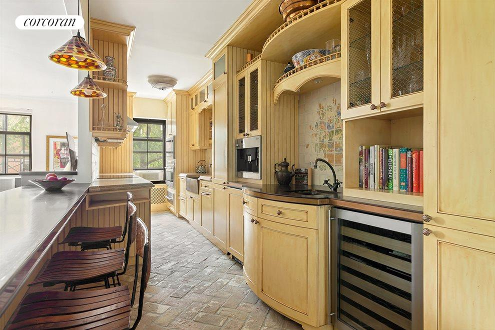 Custom Kitchen with  all the bells and whistles