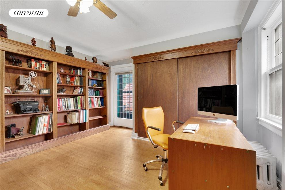 Bedroom or Home Office w/ Balcony