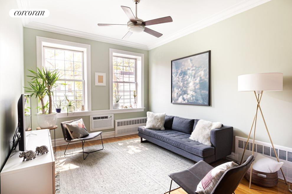 New York City Real Estate | View 207 22nd Street, #2A | 2 Beds, 2 Baths