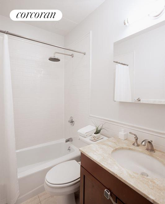 New York City Real Estate | View 207 22nd Street, #2A | En Suite Master Bathroom
