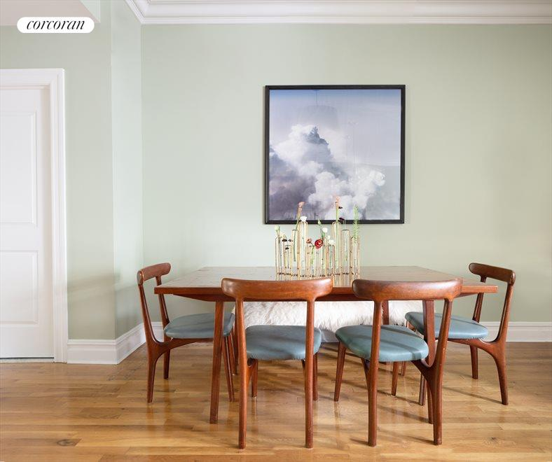 New York City Real Estate | View 207 22nd Street, #2A | Dining Area