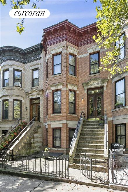 Three stories, well situated in Windsor Terrace.