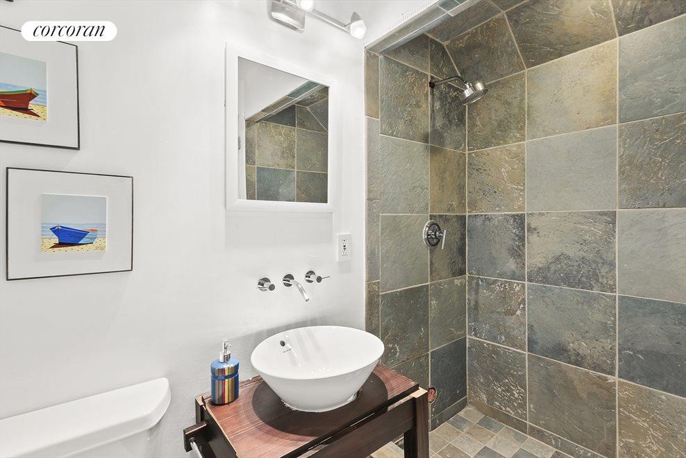 Steam Shower Bathroom