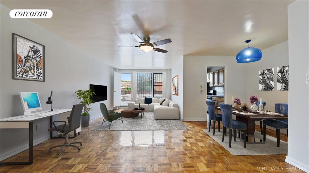 New York City Real Estate | View 415 Beverley Road, #1L | room 1