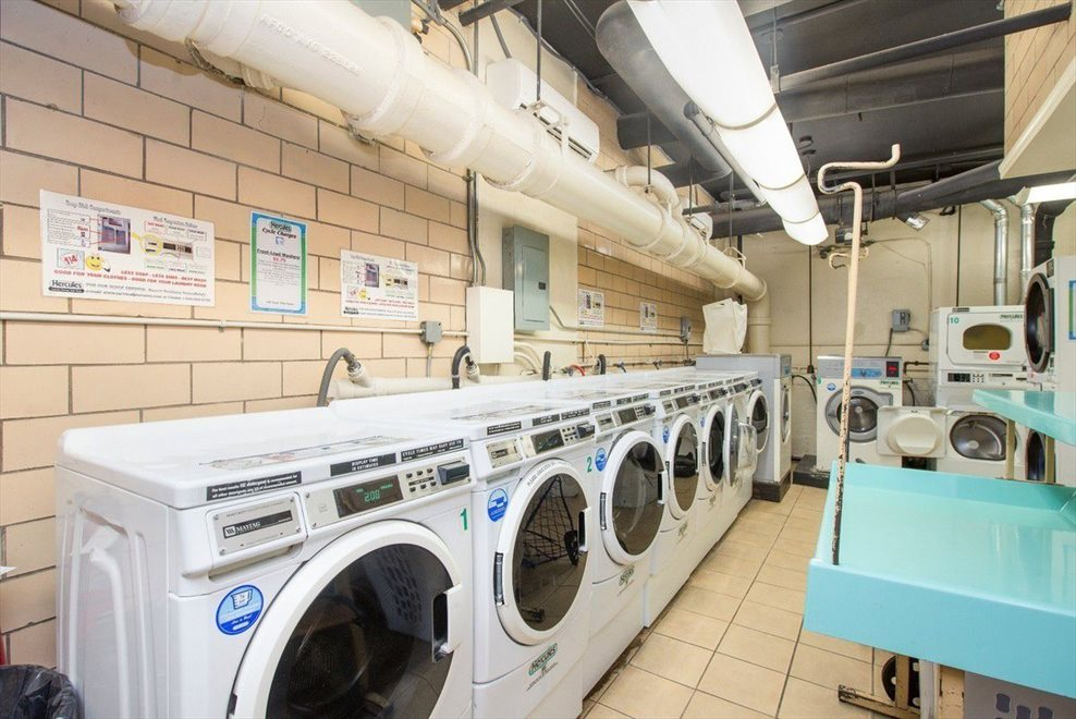 New York City Real Estate | View 440 East 79th Street, #9F | New laundry and plenty of machines.