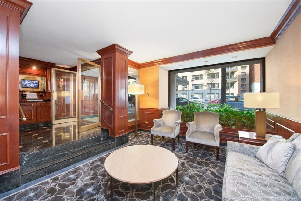 New York City Real Estate | View 440 East 79th Street, #9F | Fulltime doorman and newly renovated lobby.