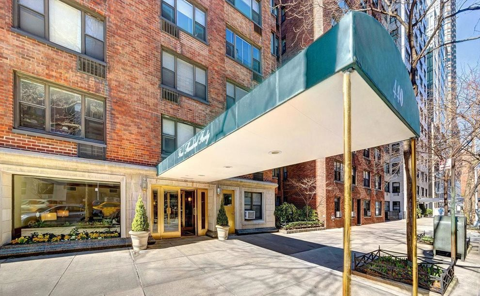 New York City Real Estate | View 440 East 79th Street, #9F | Grand inviting  entry from 79th Street