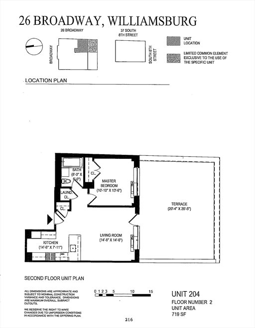 New York City Real Estate | View 26 Broadway, #204 | Floorplan
