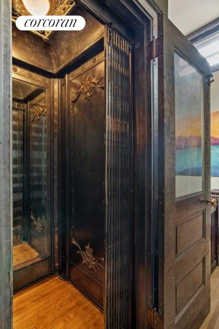 Original Otis Elevator