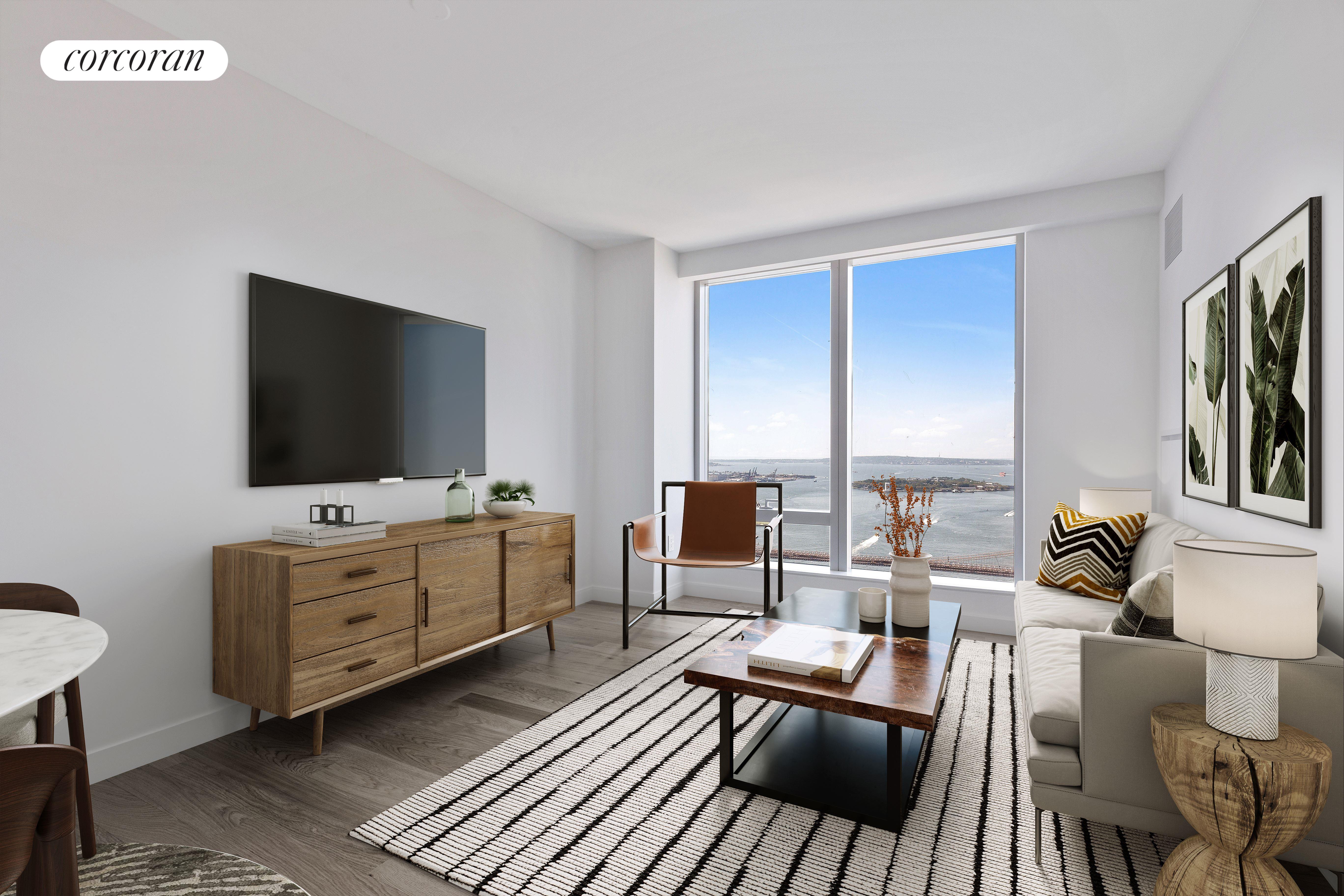 252 South Street, Apt 52M, Manhattan, New York 10002