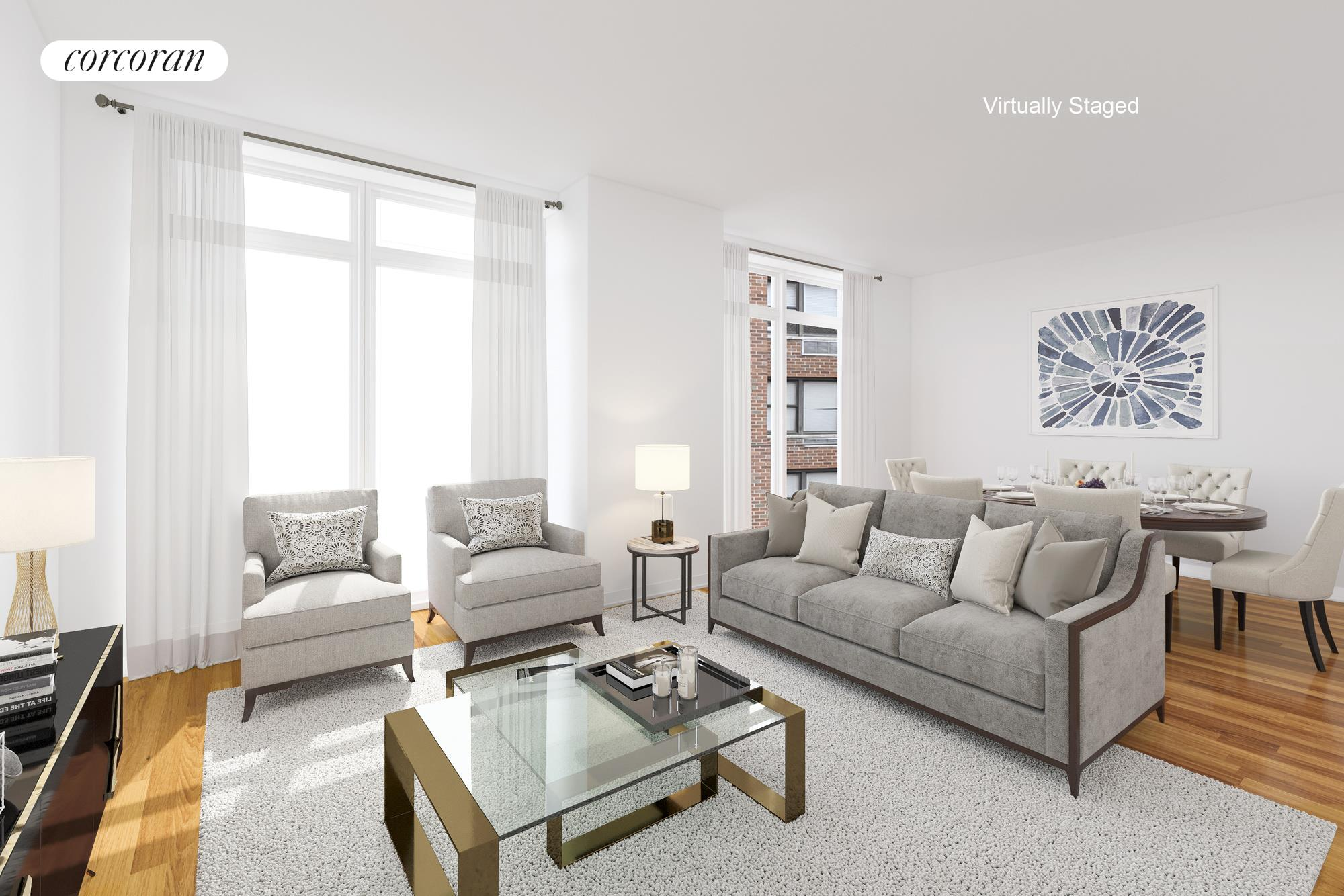 310 West 52nd Street, TH2, virtual design