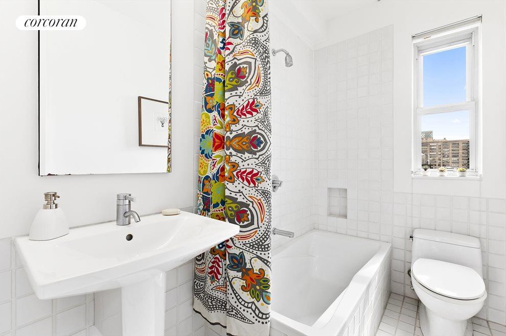 2nd windowed bathroom