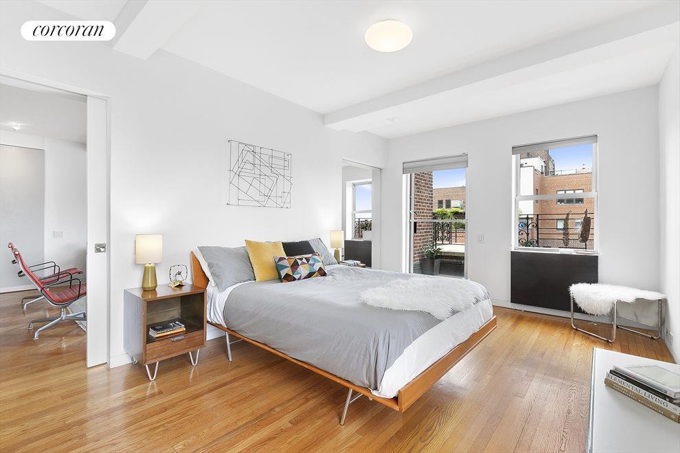 2 exposure master bedroom w terrace