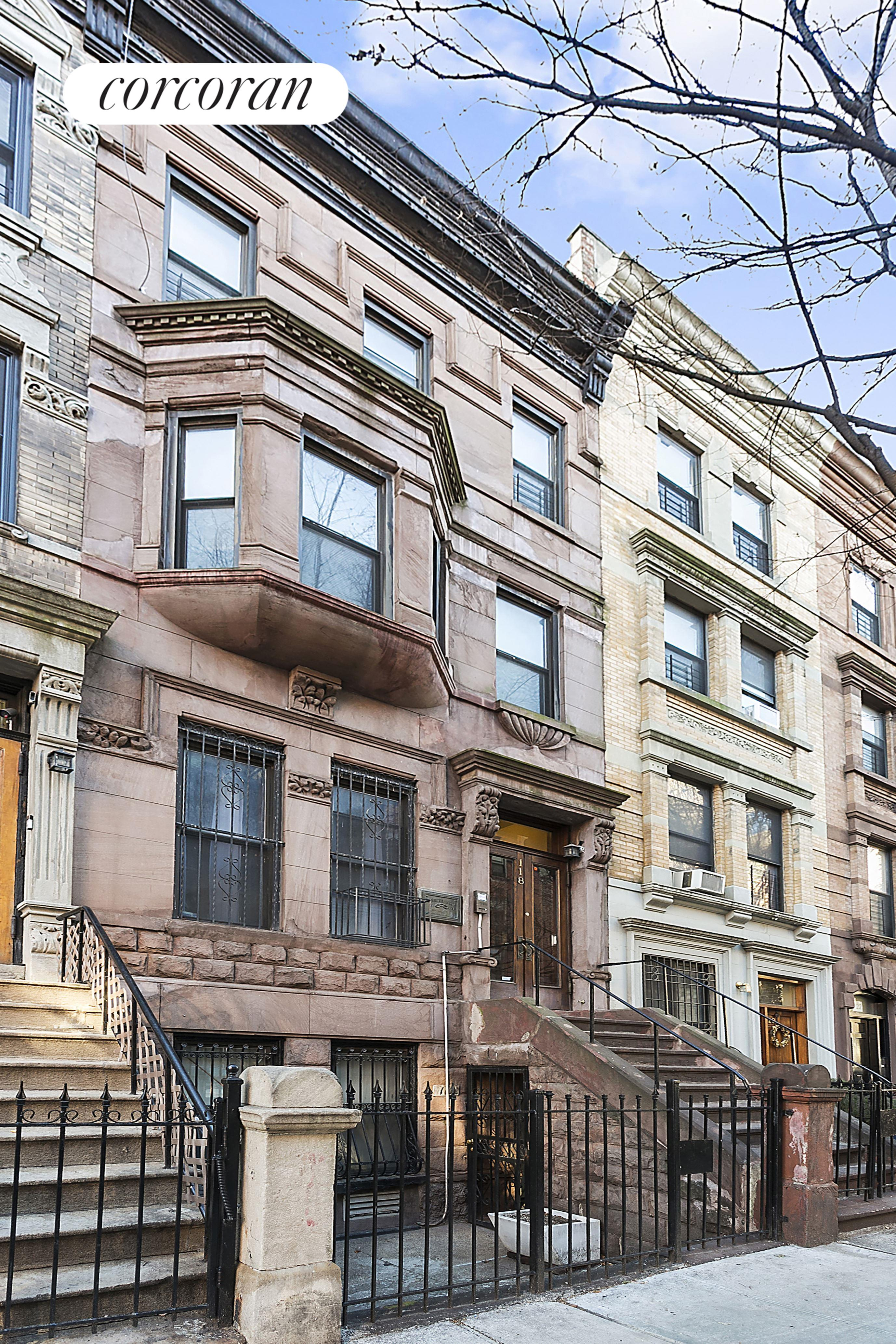 118 West 111TH STREET, 1, Building Exterior